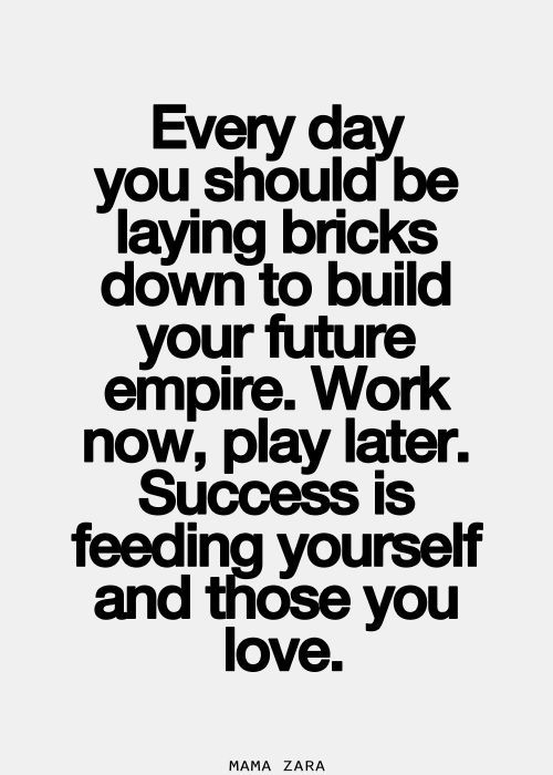 Building An Empire Quotes Quotesgram