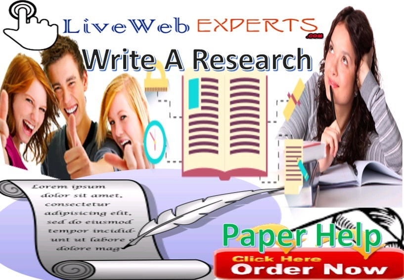 a paper research writing