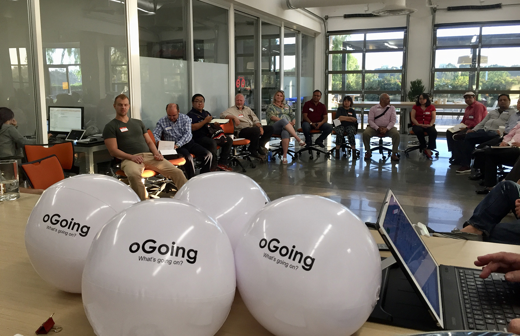 Local Business Networking and B2B Community on oGoing
