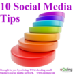 10 Social Media Marketing Tips for Small Business by oGoing